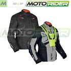 Oxford Ankara Waterproof Textile Adventure/Touring Motorcycle Jacket All Colours