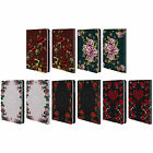 HEAD CASE DESIGNS FLORAL ART DECO LEATHER BOOK CASE FOR APPLE iPAD MINI 1 2 3