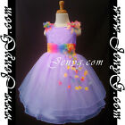 #RBP8 Girls Wedding Formal Homecoming Pageant Birthday Party Summer Sun Dresses