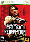 XBOX 360 RED DEAD REDEMPTION BRAND NEW VIDEO GAME
