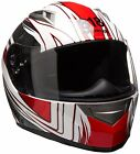818 Eight One Eight H158 Full Face Motorcycle Helmet - DOT