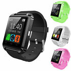 bluetooth watches for android phones - Bluetooth Smart Wrist Watch Phone Mate For Android IOS Samsung iPhone LG