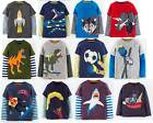 Mini Boden Boys Applique top shirt 13 styles 1-12 years new long sleeve
