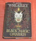 DENNIS WHEATLEY THE BLACK MAGIC OMNIBUS 1958 HARDBACK BOOK