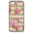 Case Cover Flowers iPhone 4 / 5 / 6 / Galaxy S4 / S5 / S6 / S7 Print 2D P17
