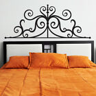 Iron Heart Wall Decal Vinyl Art Home Decor