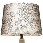 Floral Toile Stitch Lamp Shade - Threshold™