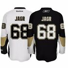 2015 16 JAROMIR JAGR Pittsburgh Penguins REEBOK Home Away Premier Jersey Mens