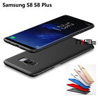 Ultra Thin Slim Hard Matte Full Protector Case Cover for Samsung Galaxy S8 Plus