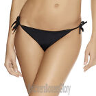 Freya Swimwear Fever Tie Side Bikini Briefs/Bottoms Black NEW 3335 Select Size
