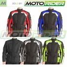 RST Alpha IV 1726 Waterproof Textile Motorcycle Toruing Jacket   All Colours