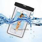 New Waterproof Bag Underwater Dry Diving Pouch Luminous Glow Case For CellPhone