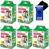 Fujifilm Instax Mini Twin Pack Instant Film - 5 pack (100 sheets) for Fujifil