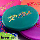 Discraft X SOFT RINGER *pick your color and weight* disc golf putter Hyzer Farm