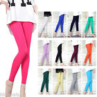 Womens Full Length Leggings Genuine Cotton and Lycra pants Job Lot Wholesale