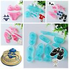 Novelty BIKINI, Football, High-heeled, Fondant Cake Decorating Gum Cutters Mould