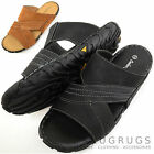 Mens Real Leather Suede Slip On Holiday / Summer / Beach Sandals / Shoes