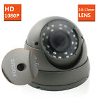 2.0MP 1080P HD TVI 2.8-12MM VARIFOCAL OSD CCTV SECURITY CAMERA IR NIGHT VISION