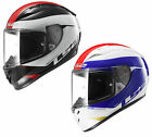 LS2 FF323 ARROW COMET FULL FACE MOTORCYCLE RACE SPEC HELMET WITH ANTI FOG SYSTEM