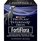 Purina Pro Plan Fortiflora Dog Cat Probiotic Supplement Pet diarrhea 90 Sachets