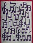 music note stickers! lots of colours avaliable, ideal for decoration,