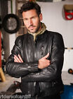BMW Leather Jacket. Black Leather, Fully Armoured £490 #76128547980 #76128547979