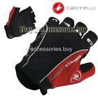 Castelli Rosso Corsa Bike Cycling Gloves Black&red S/M/L/XL