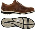 Footjoy Women's Lo Pro Casual Golf Shoes 97305 Taupe Brown Cream