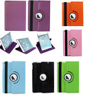 Magnetic PU Leather Case Smart Cover For Apple iPad Air 5 360 Rotating
