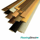Threshold strips for laminate flooring - Ramps and T bars - Trims - Door Bars