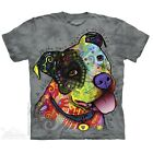 Pit Bull Pure Joy Dean Russo Unisex T-Shirt (PCTM155) - Free Shipping