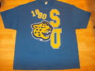 Southern University of Baton Rouge short sleeve T shirt JSU JAQUARS T shirt  3X