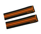 New Black Rubber Diver Watch Band Strap For (Fit) Tissot T-Race (T048417A)