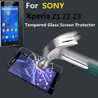 Clear Shatterproof Tempered Glass Screen Protector Special For Sony Z1/Z2/Z3/M2