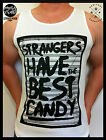 MENS NEW RETRO SINGLET sexy FESTIVAL candy FASHION tattoo  CLUB S M L XL XXL XXX