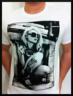 MENS SEXY DRUG COCAINE SMOKE FASHION DESIGNER T SHIRT