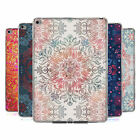 OFFICIAL MICKLYN LE FEUVRE MANDALA SOFT GEL CASE FOR APPLE SAMSUNG TABLETS