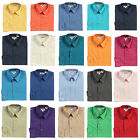 New Gioberti Kids Big Boys Solid Long Sleeve Dress Shirts