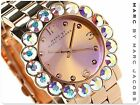 OROLOGIO DONNA MARC JACOBS MBM3223 Watch Amy Rose Gold Glitz OLOGRAFICA