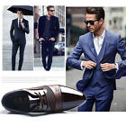 Men?s New Dress Formal Oxfords Leather shoes Business Dress Fashion Casual Shoes