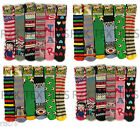 3 Pairs Of Boys Girls Welly Socks, Kids Wellington Boot Socks, Various Sizes