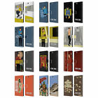 OFFICIAL STAR TREK ICONIC CHARACTERS TOS LEATHER BOOK CASE FOR SONY PHONES 2