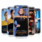 OFFICIAL STAR TREK ICONIC CHARACTERS VOY SOFT GEL CASE FOR APPLE iPOD TOUCH MP3