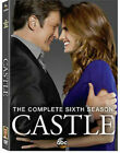 Castle: Season 6 (2014, DVD New)