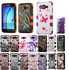 For Samsung Galaxy On5 IMPACT TUFF HYBRID Protector Case Skin Phone Cover