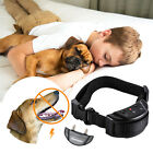 Electric Pet Dog Anti Bark No Barking Training Collar Safe Tone Shock Control