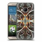 OFFICIAL ANDI GREYSCALE KALEIDOSCOPE HARD BACK CASE FOR HTC PHONES 1