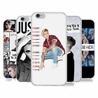 OFFICIAL JUSTIN BIEBER KEY ART SOFT GEL CASE FOR APPLE iPHONE PHONES
