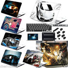 Hard Rubberized Vehicle Car COOL Paint Case Cover For Macbook Pro 13 15 Air11 12