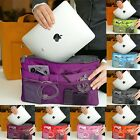 For iPad Mini/1/2/3/4 Galaxy Kindle Nook Tablet Slim Bag In Bag Protector Pouch